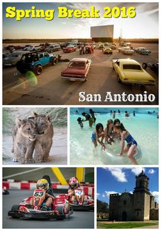 50+ things to do in San Antonio during Spring Break 2016