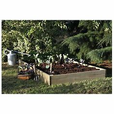Forest Raised Bed 1.8 x 0.9 x 0.14m