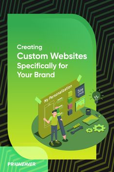 A cutting-edge website design will help you attract more customers! Reach out to Proweaver at +1 (800) 988-3769, so we can help build your custom website. #CustomWebsite #Website #WebsiteDesign #CustomWebsiteDesign