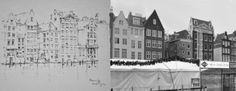 Damrak, Amsterdam Anton Pieck, Amsterdam Art, Louvre, Travel, Hu Ge, Viajes, Destinations, Traveling, Trips