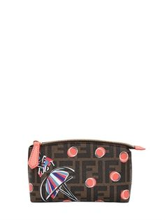Fendi Ff Logo Jacquard Make-Up Bag on shopstyle.com