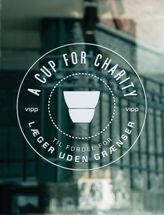 VIPP läkare utan gränser pop-up store Pop Up Cafe, Cafe Me, Cafe Concept, Take Me To Church, Event Branding, Circle Logos, Jobs Apps, Graphic Design Illustration, Visual Identity