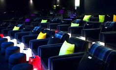 See a film with cocktails and couches at The Aubin Cinema . | 15 Alternative Things To Do In London
