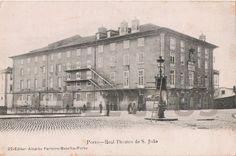 Porto, Real Teatro de S.João.  Collectus - Loja de Colecções