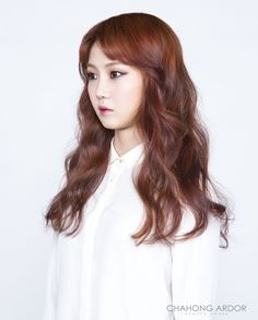 Maple Wave Perm 메이플 웨이브 펌 Hair Style by Chahong Ardor