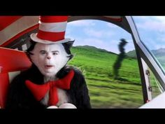 Cat in the Hat - Trailer - YouTube Raining Outside, Pet Fish, Kid Movies, Popular Movies, Chapter Books, Kids Reading, Movie Trailers, Ronald Mcdonald, The Book