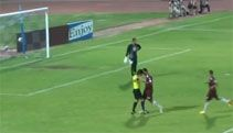 Video: Soccer Referee Strikes Player Then Red Cards Him