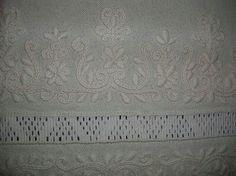 Drawn Thread, Needle Lace, Embroidery, Rugs, Decor, Farmhouse Rugs, Decorating, Dekoration, Cut Work