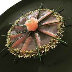 Tuna Albacore sashimi