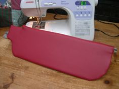 Machine Sewing - Never to Old to Learn Something New!