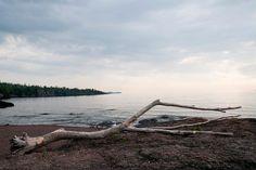 Drift. Beach scape. Landscape Photography. by AlenovPhotography (Art & Collectibles, Photography, Color, nature, landscape, photography, lake, lake superior, color photography, ocean, coast, blue, minnesota, drift wood, coastal, sea)