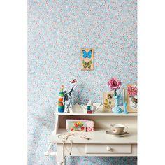 Produkten Tapet Pip Cherry Blossom Blue 313021 - Lagervara finns hos Inreda.com