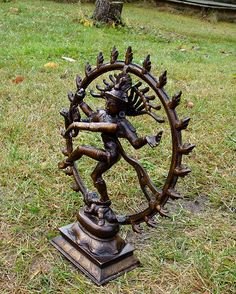 Shiva Nataraja - der kosmische Tanz