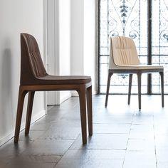 Mivida Chair. Dining Chairs. Dining : Tonin Casa. Modern furniture.