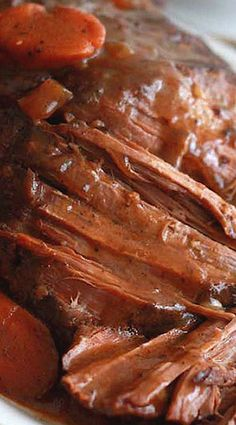 Classic Slow Cooker Pot Roast