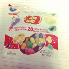 Jelly Belly My Love!