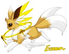 Eeveelution: Eeveeon by Zilleniose.deviantart.com on @deviantART