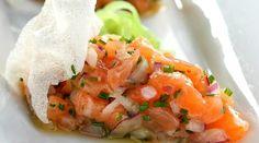 Receita de ceviche de salmão - Bolsa de Gente