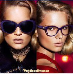 #otticodimassa #sunglasses #eyewear #occhialidasole #occhialidavista #versace #versacesunglasses #versaceyewear #eye