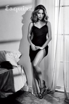 Scarlett Johansson Is Esquire