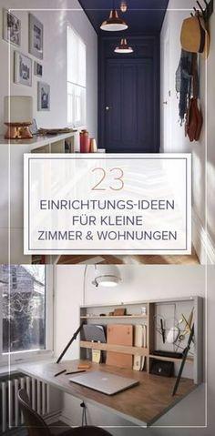 Die 368 Besten Bilder Von Kleine Räume In 2019 Raum Wohnungen Und