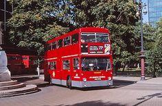 Bus Slide; London Buses (General), Daimler Fleetline DMS2475 - THX 475S   eBay