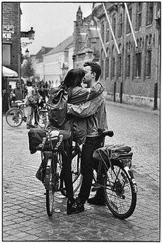 Nos vemos más enamoraos y guapos en bici :)