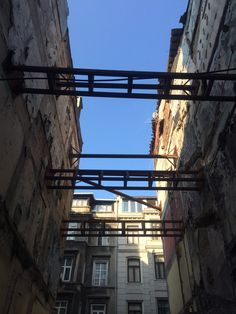 I have found this building in one of the roughest areas in Tarlabasi, Istanbul, Captured by Christopher Webb