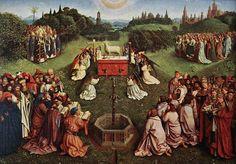 """Agnus Dei: """"No ha nacido ningún hombre más grande que el Bautista"""""""
