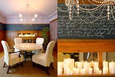dining room - interior designer Anastasia Faiella of Faiella Design