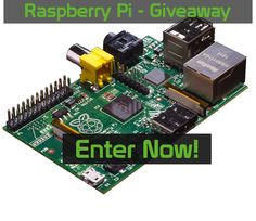 Raspberry Pi Model B Giveaway – Free Shipping Worldwide