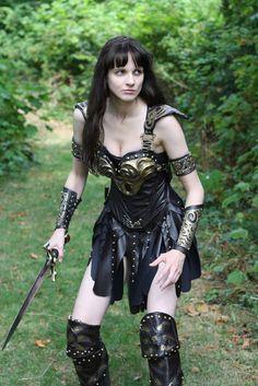 Picture of Xena Costume
