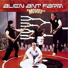 Movies- Alien Ant Farm.  I've had this song stuck in my head since 2001.  I only knew the melody of the chorus, but not the words.  Finally, I was working at a coffee shop and it came on the station, and the mystery was finally solved.