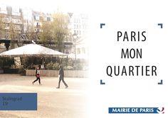 """Couverture """"Paris Mon Quartier"""""""