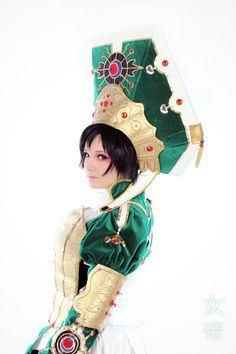 empress my new deviant ID my sister and me still don't have time to do our TB Seth-Mirka photoshoot TT____TT ~ both of us very busy with works + other p. Trinity Blood, Girlie Style, Reference Images, Cosplay Ideas, The Incredibles, Photoshoot, Deviantart, Blue Prints, Photo Shoot