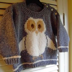 ef689cd3d7e8 45 best Owls in clothing images in 2019 | Cast on knitting, Owl ...