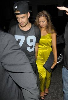 Liam Payne and Sophia Smith!