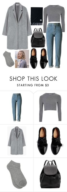 """noora"" by faesadanparkaia ❤ liked on Polyvore featuring Glamorous, MANGO, M&Co, Witchery and Acne Studios"