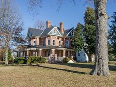 HISTORIC HOME WITH ACREAGE IN EDENTON, NC