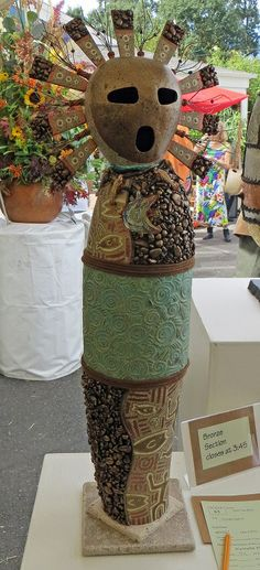 Calabash Gourd Art 2013