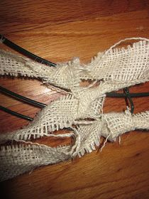Down to Earth Style: Favorite Burlap Wreath