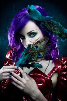 ☆ Alternative Purple ☆彡 : Photo