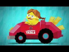 McDonald's: Happy Table - YouTube #nfc