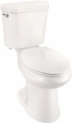 Premier Faucet High Efficiency All In One 1 28 Gpf Elongated Two Piece Toilet Seat Included Toilet Wall Hung Toilet Faucet