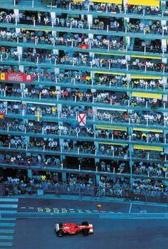 Grand Prix de Formule 1 en 2001, principauté de Monaco