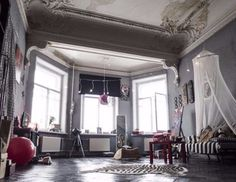 Эстетика петербургских квартир | Colors.life