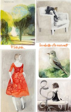 Isabelle Arsenault Textured pencil characters in children's books Art And Illustration, Collages, Character Art, Character Design, Graphic Novel Art, Paintings I Love, Book Design, Childrens Books, Illustrators