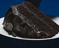 Coffee-Chocolate Layer Cake with Mocha-Mascarpone Frosting / Epicurious
