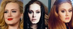 Il trucco di Adele. Adele's Makeup