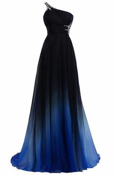Sexy One-Shoulder Mermaid Prom Dresses Long Crystal Evening Dress Party Formal Gown